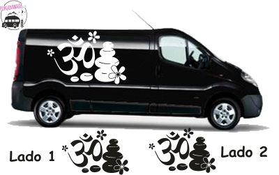 vans avec des fleurs